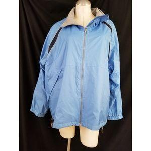 👗Fuda Sport Size 3X Reversible Jacket